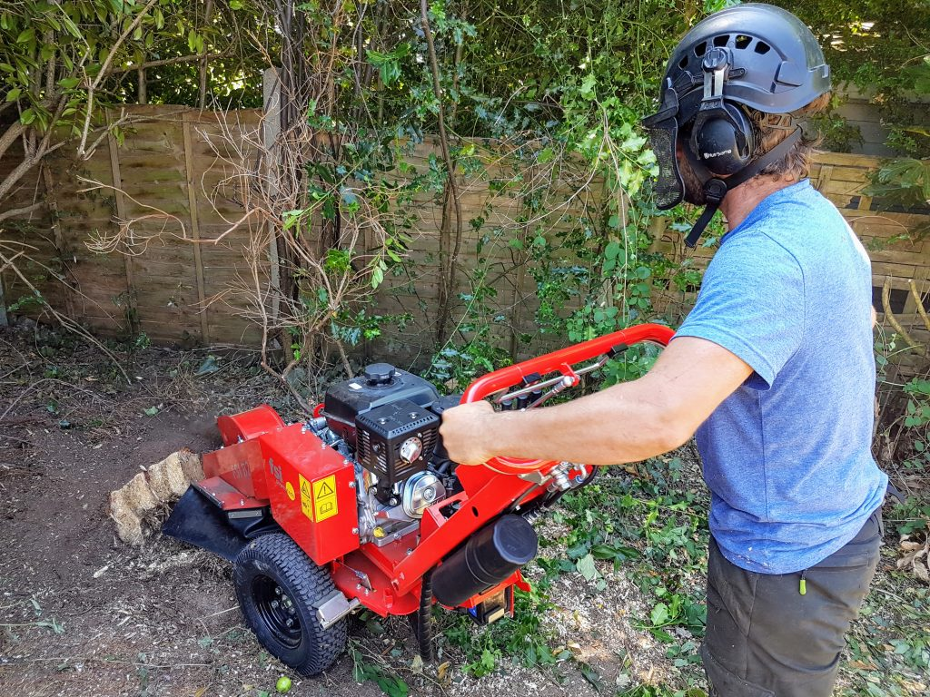 Tree Stump Grinding